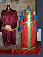Abiti mongoli in mostra