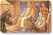 Fra Giovanni da Pian di Carpine e l'imperatore Guyuk